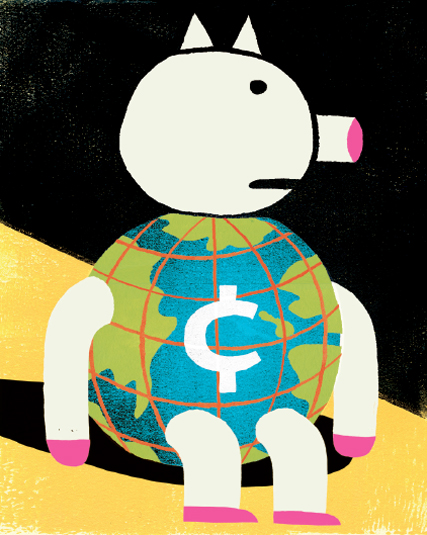 Justin_Gabbard_Financial_citizenship_Money_globe