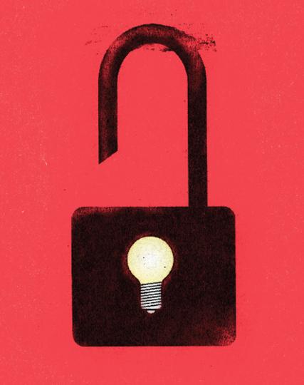 open_innovation_padlock
