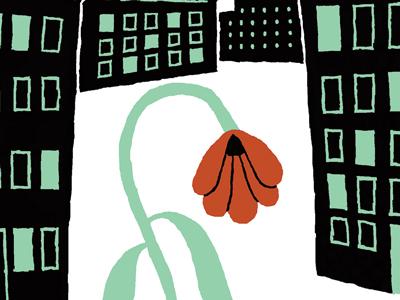 Poorer Neighborhood, Fewer Charities