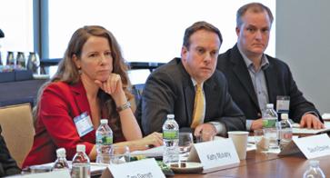 Kathy Mulvany <i>Cisco</i>, David Etzwiler <i>Medtronic</i>, Paul Ellingstad <i>Hewlett-Packard</i>