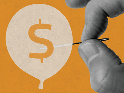End Bloated Salaries in the Nonprofit Sector