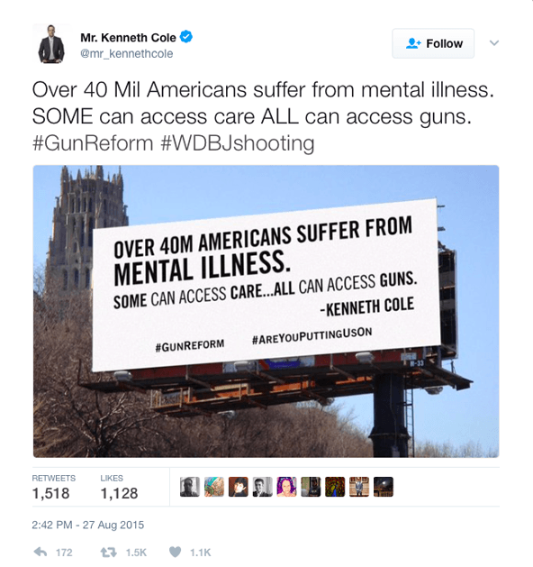 gun control and mental illness The red herring of mental illness covers up the real problem with gun control, which is the prevalence of assault weapons and the shrinking safety precautions we insist upon as a country before obtaining one.