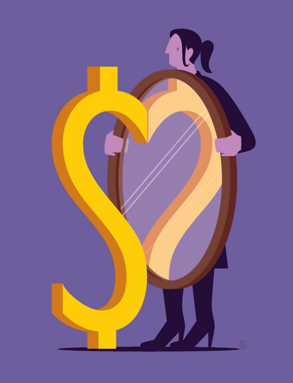 person_with_mirror_dollar_sign