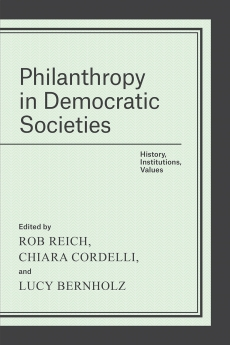Contributory or Disruptive: Do New Forms of Philanthropy