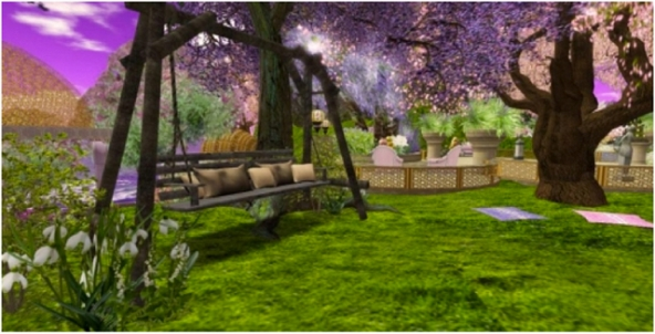 Second_Life_health_innovation_animated_garden