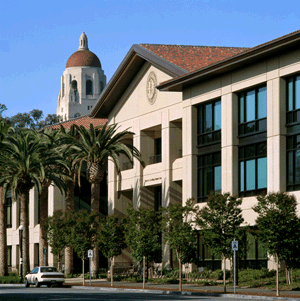 Frances C. Arrillaga Alumni Center