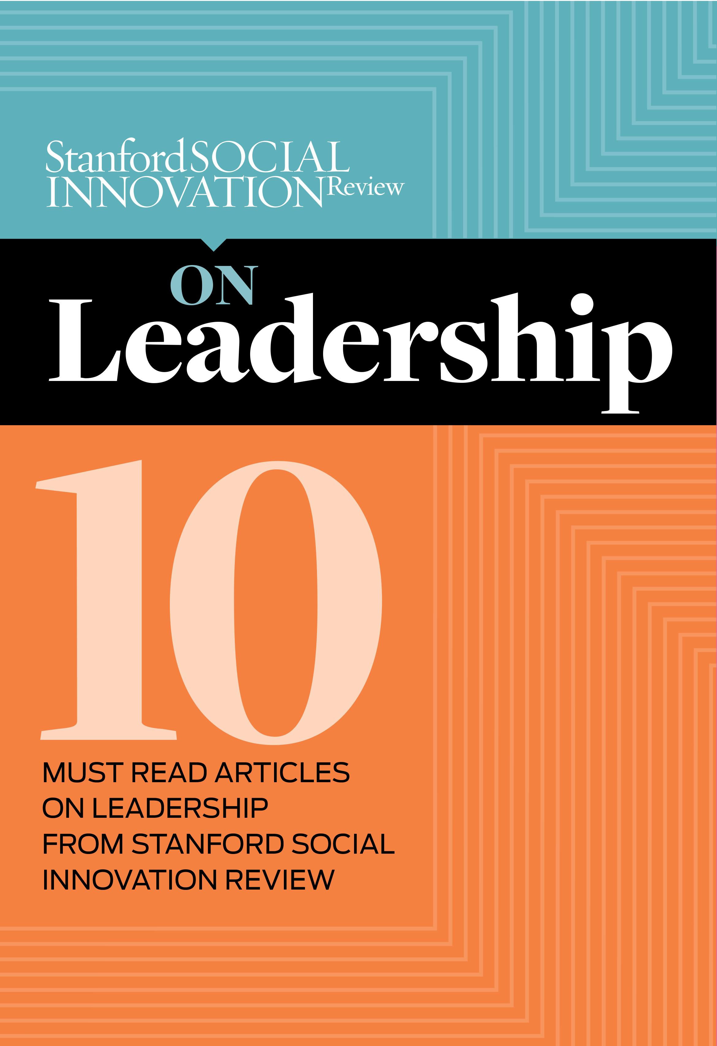 On Leadership ebook