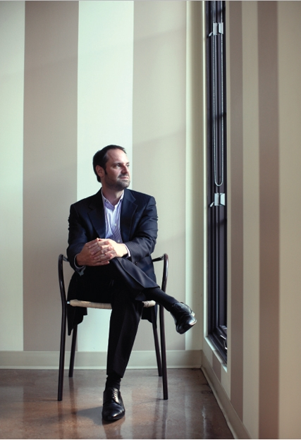 Interview With :   Jeff Skoll, Founder and Chairman of Skoll Foundation